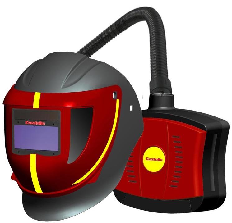 maschera respiratore per saldatura