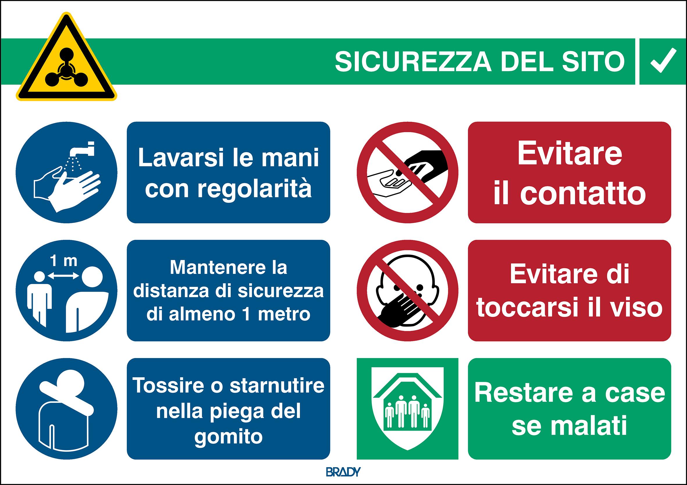 Automazione E Sicurezza Gorgonzola segnaletica di sicurezza gratuita