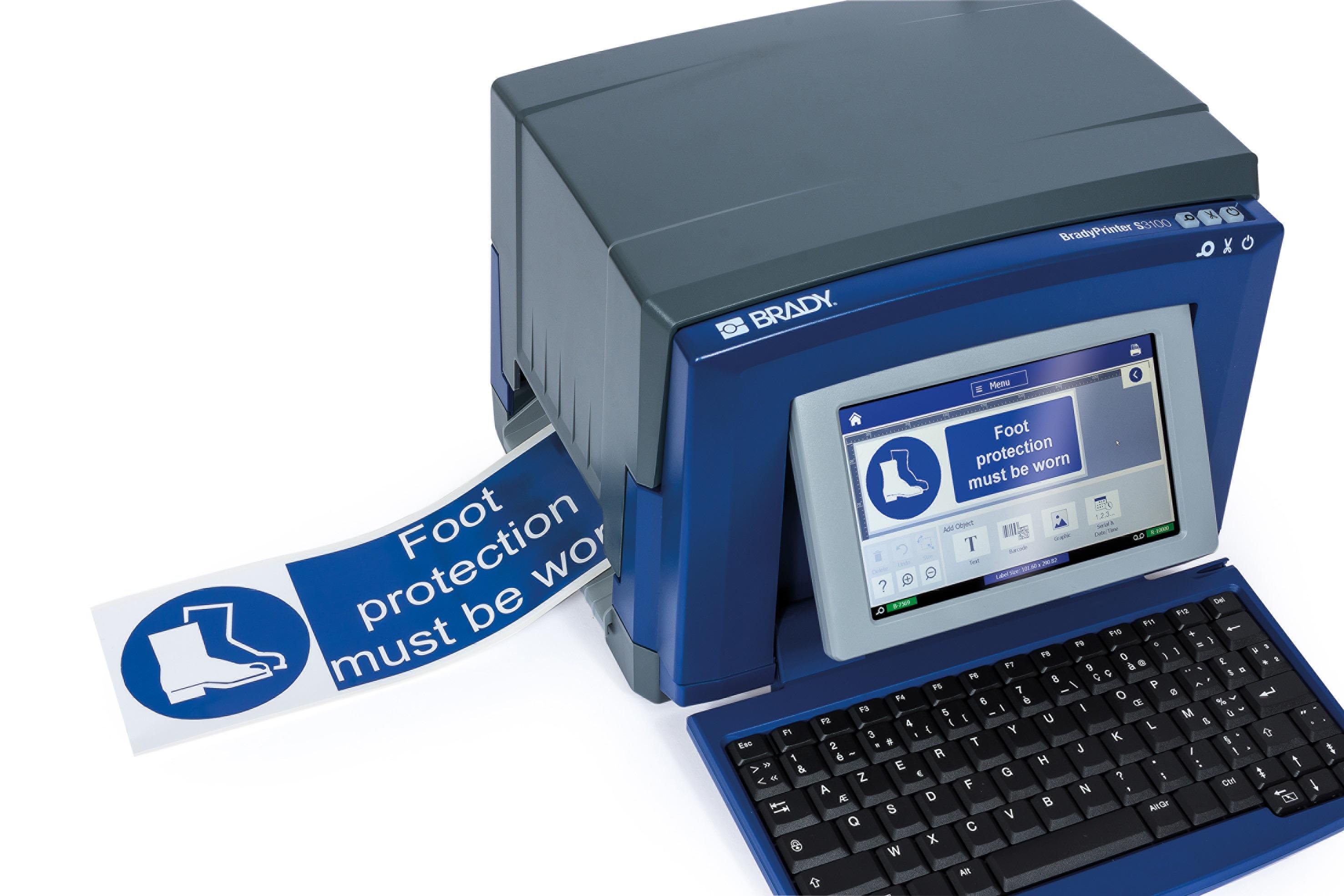 Automazione E Sicurezza Gorgonzola stampante per etichette e segnaletica