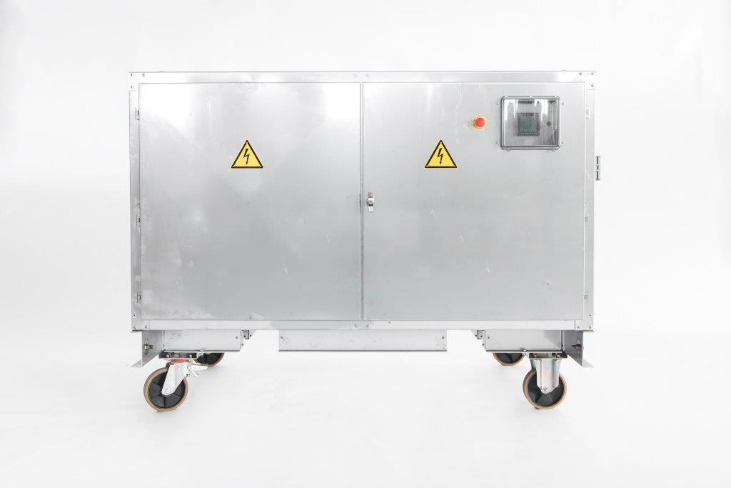 Resistori di carico per gruppi elettrogeni di emergenza
